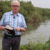 Tanker ved Jordan elven med John Berglund