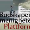 Budskaper Til Menigheten 1 : Plattformen
